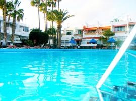 Apartment Chaparral Complex Costa Del Silencio Spain