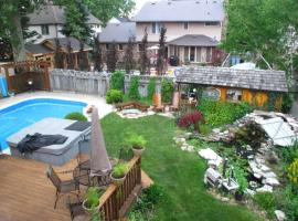 Twin Lakes Retreat Bed and Breakfast Sarnia Canada