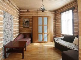 Log cabin in the center Sortavala Русия