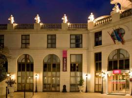 Hotel Photo: Mercure Paris Gobelins Place d'Italie