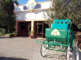 Hotel Ahlen Tangier Morocco