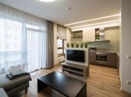Apartment next to Panorama Mall Vilnius Lithuania
