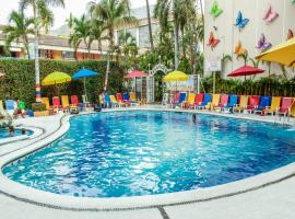 Hotel photo: Sands Acapulco Hotel & Bungalows