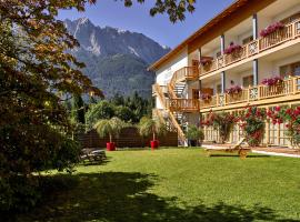 Hotel near Bavarian Alps