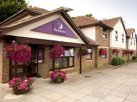 Hotel Photo: Premier Inn Dover East