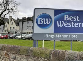 Hotel Photo: Best Western Kings Manor