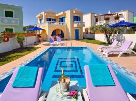12 Islands Villas Kolymbia Greece