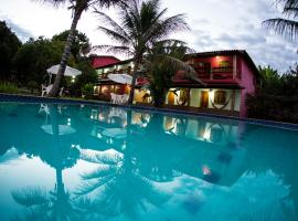 A picture of the hotel: Pousada Vale do Sossego