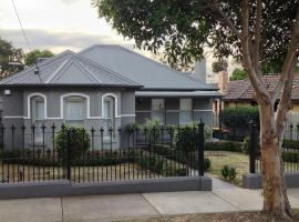 Hotel Photo: Essendon - home away from home