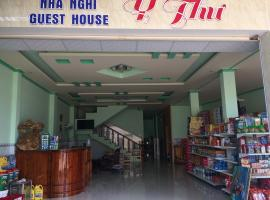 Y Thu Guesthouse Phu Quoc Vietnam