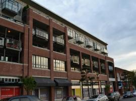 Charming Downtown Apartment Victoria Kanada