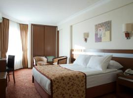 Atalay Hotel Ankara Turkey