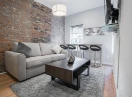 Prime location in West Village 1 bedroom with 2 baths,