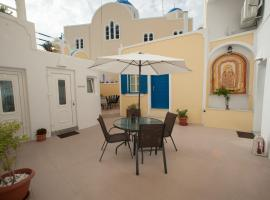 Lefteris Traditional Rooms Fira Greece
