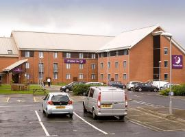 Hotel Photo: Premier Inn Edinburgh Leith Waterfront