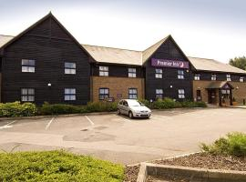 Hotel Photo: Premier Inn Farnborough West - Southwood