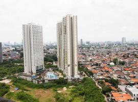 A picture of the hotel: 2BR Apartment Taman Rasuna Kuningan by Travelio
