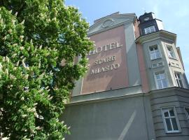 Hotel Photo: Hotel Stare Miasto Old Town