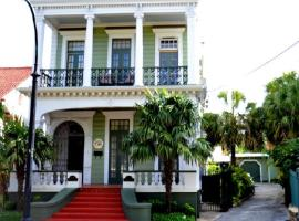 Five Continents Bed and Breakfast New Orleans USA