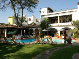 Hotel Casa Colonial - Adults Only Cuernavaca Meksika
