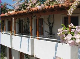 Costantonia Holiday Apartments Agia Marina Greece
