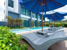 A picture of the hotel: Krabi SeaBass Hotel