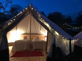 Hotel Photo: The Lazy Olive Glamping