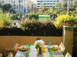 Hotel Foto: Old Nice Apartment with Terrace