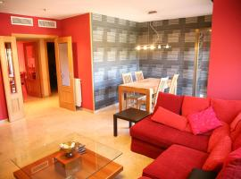 A picture of the hotel: Ideal ejecutivos y familias
