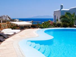 Nama Villas Super Paradise Beach Greece