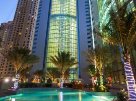 JA Oasis Beach Tower Apartments Dubai United Arab Emirates