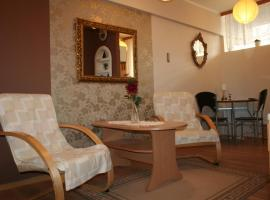 A picture of the hotel: Apartament Manhattan w Olsztynie