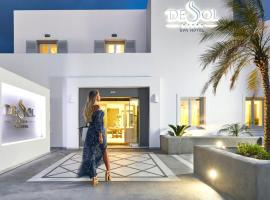 A picture of the hotel: De Sol Hotel & Spa