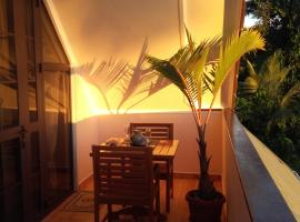 Belle Montagne Holiday Apartments Grand'Anse סיישל