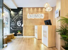 Hotel Laumon Barcelona Spain