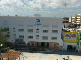 Hotel Antillano Cancún Mexiko