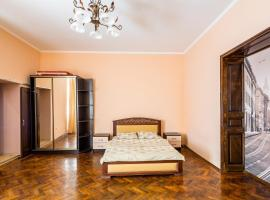 Hotel Photo: Sizable apartment in the centre Lviv