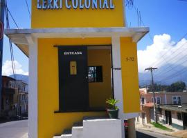 Hotel photo: Hotel Lerri Colonial