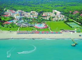 Limak Arcadia Golf Resort Belek Turkey