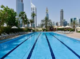 The Apartments, Dubai World Trade Centre Hotel Apartments 두바이 아랍 에미리트 연방