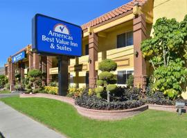 Hotel Photo: Americas Best Value Inn & Suites - Fontana