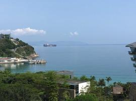 A picture of the hotel: Da Mei Sha Beach Park Coral Sea Apartment