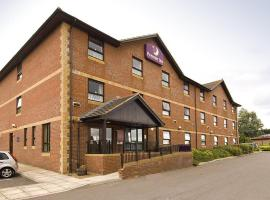 Hotel Photo: Premier Inn Folkestone - Channel Tunnel