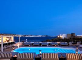 Hotel Photo: Mykonos Princess Hotel - Preferred Hotels & Resorts