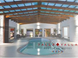 Yalla Yalla Boutique Hotel Witbank South Africa