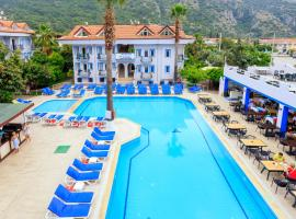 Hotel Photo: Akdeniz Beach Hotel