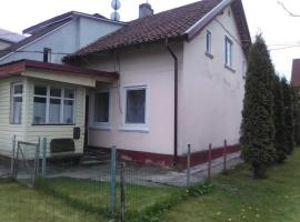 Hotel Photo: Apartment on Pobedy 10