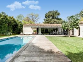 Provencal-Style Country House Aix-en-Provence France