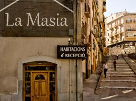 Hotel photo: Hostal La Masia