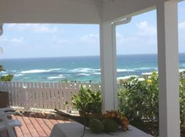 Villa Vue mer Panoramic Oyster Pond Orient Bay Saint-Martin (French part)